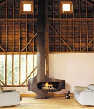 po le bois focuscreation heterofocus 1400. Black Bedroom Furniture Sets. Home Design Ideas