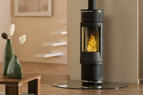 Po le bois fonte flamme unica - Poele a bois fonte ...