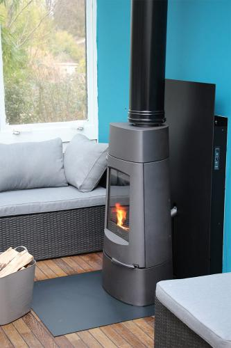 po le mixte poly combustibles invicta aratos plug in. Black Bedroom Furniture Sets. Home Design Ideas