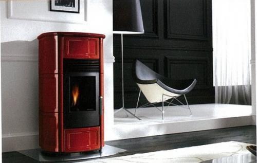 po le granul s palazzetti ecofire dalila. Black Bedroom Furniture Sets. Home Design Ideas
