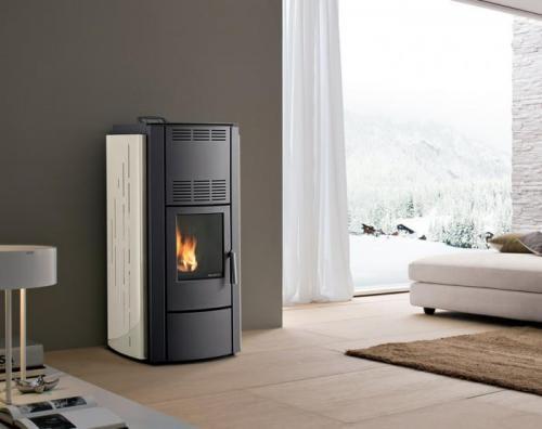 poele a granule palazzetti location de vacances sur. Black Bedroom Furniture Sets. Home Design Ideas