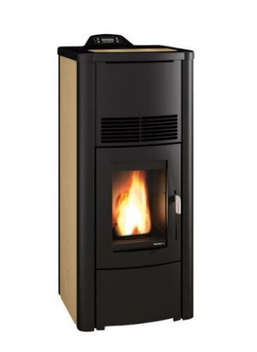 po le granul s palazzetti ecofire rossella 7 kw. Black Bedroom Furniture Sets. Home Design Ideas