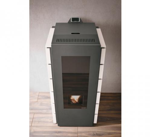 po le granul s palazzetti ecofire sabina idro 20kw. Black Bedroom Furniture Sets. Home Design Ideas