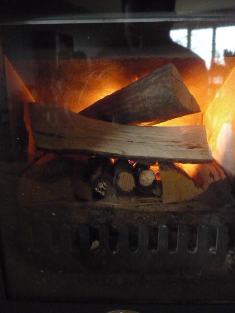 Allumage et rechargement dun poêle à bois (Page 1