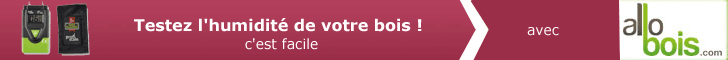 Mesurez le taux d'humidité de vos bûches grâce au testeur d'humidité disponible dans la boutique de Allobois.com