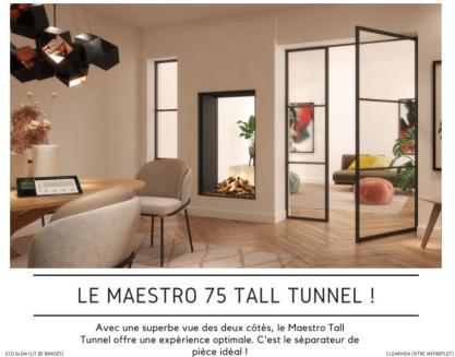 Maestro 75 Tunnel